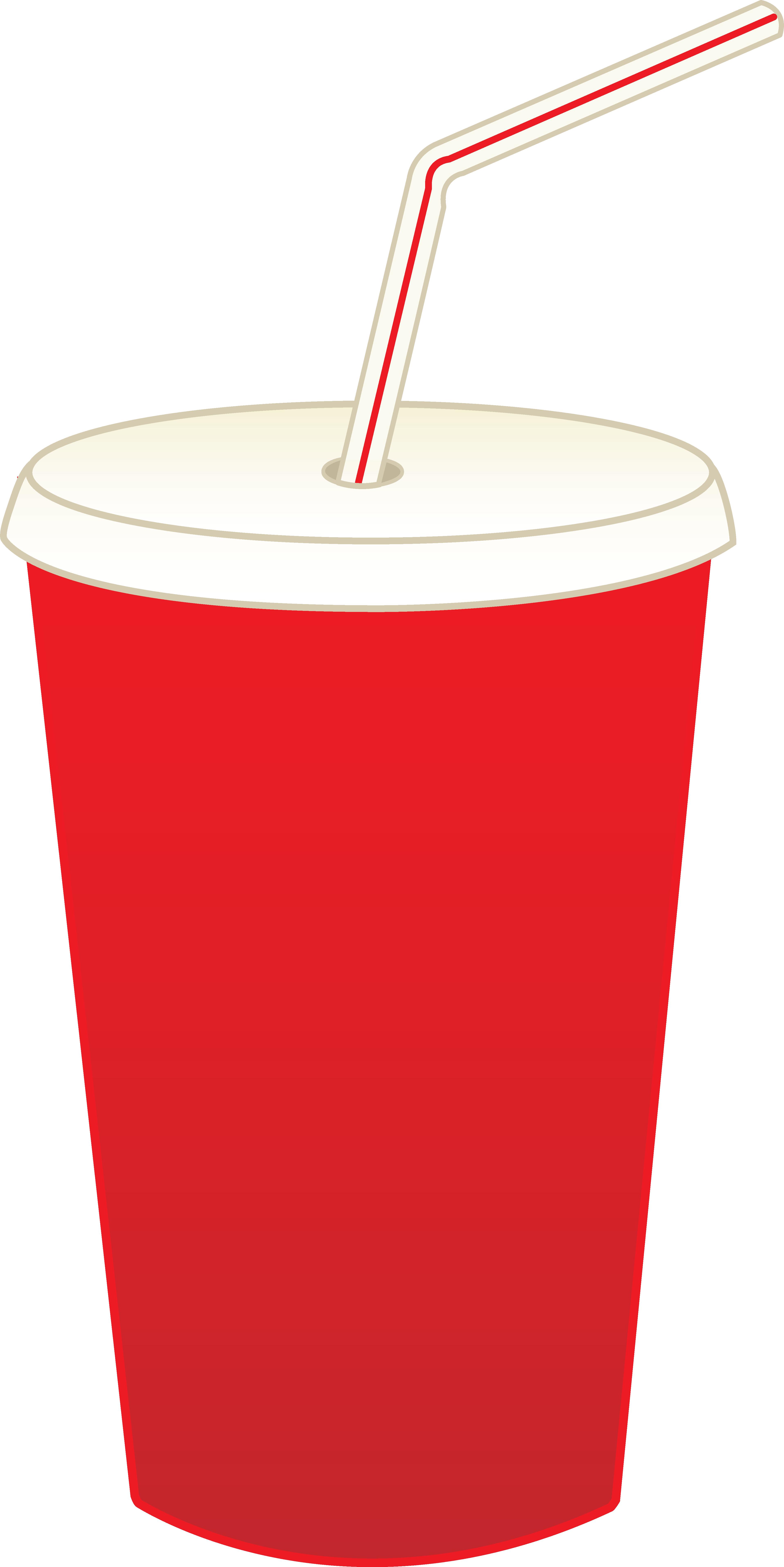 Clipart soda drink.