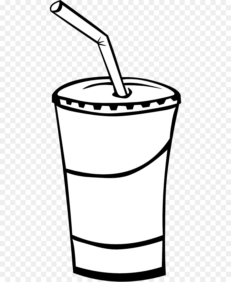 Soft drinks clipart black and white 5 » Clipart Station.