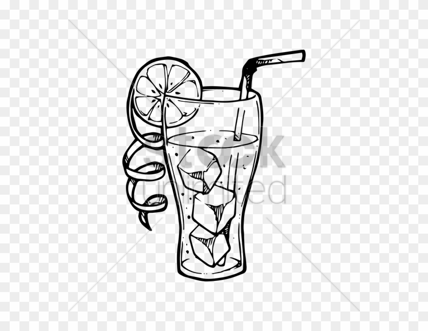 Cooldrinks Glass Clip Art Clipart Fizzy Drinks Iced.