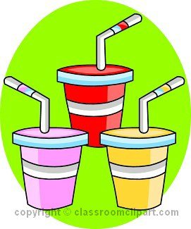 Drink Clipart Images.