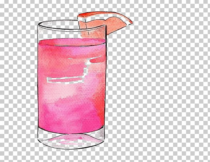 Cocktail Grapefruit Juice Drink Drawing Illustration PNG, Clipart.