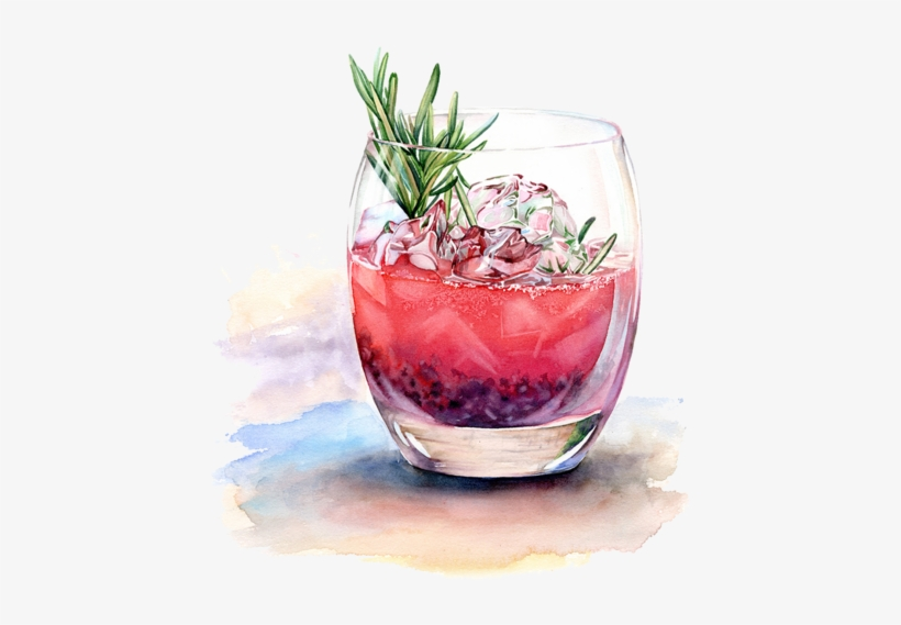 Banner Free Stock Painting Drink Illustration Drinks.