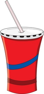 Soft Drink Clipart.