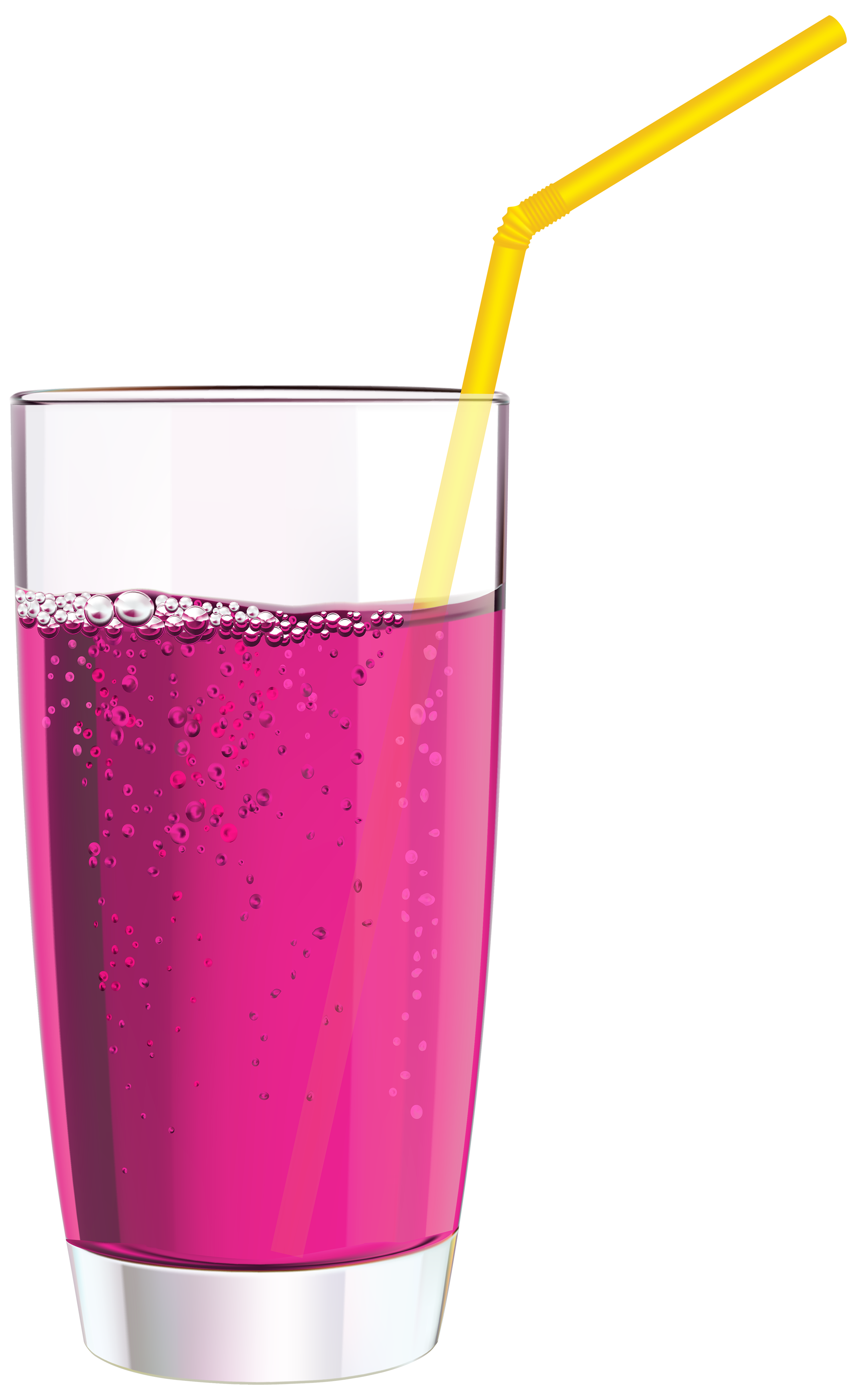 Pink Drink PNG Clipart.