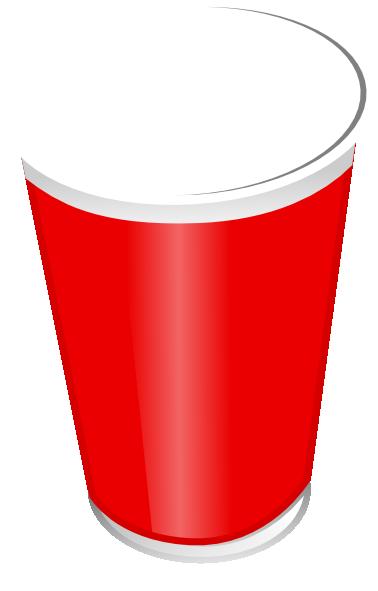 Empty Red Cup Clip Art at Clker.com.