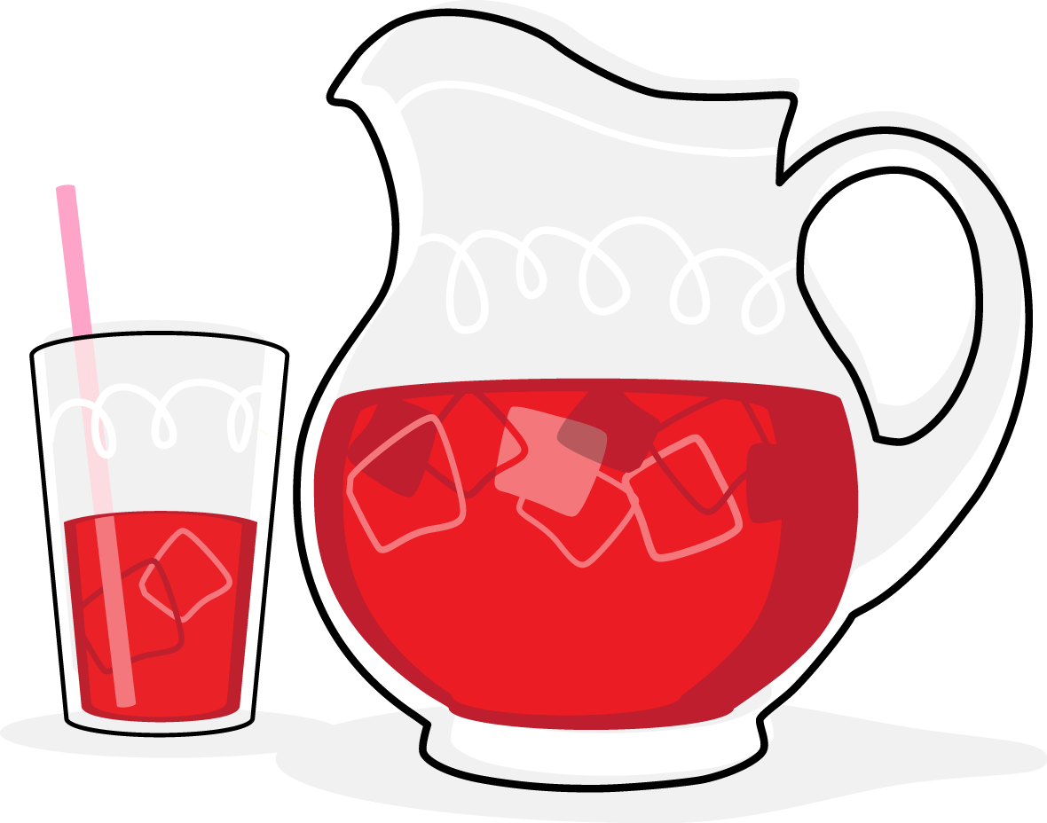 Drink Punch Clipart.
