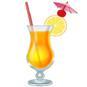cocktails+clipart.