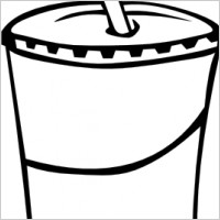 Drink Cup Clipart.