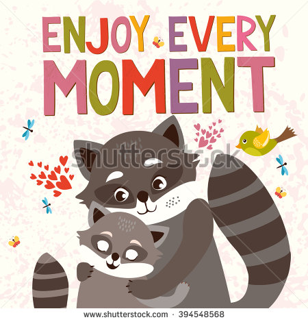 Baby Raccoon Stock Images, Royalty.