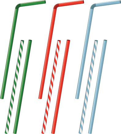 Drinking Straw Clip Art, Vector Images & Illustrations.