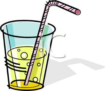 Straw Clipart.