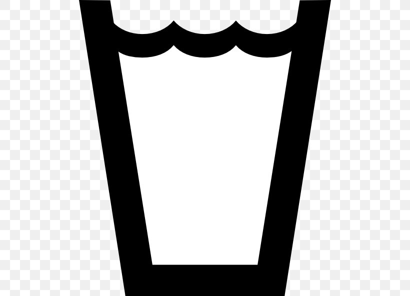 Cup Drinking Water Clip Art, PNG, 504x592px, Cup, Black.