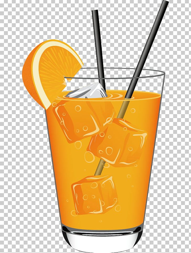 Soft Drink Orange Juice Cocktail Non.