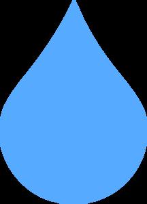 Raindrop Clipart.