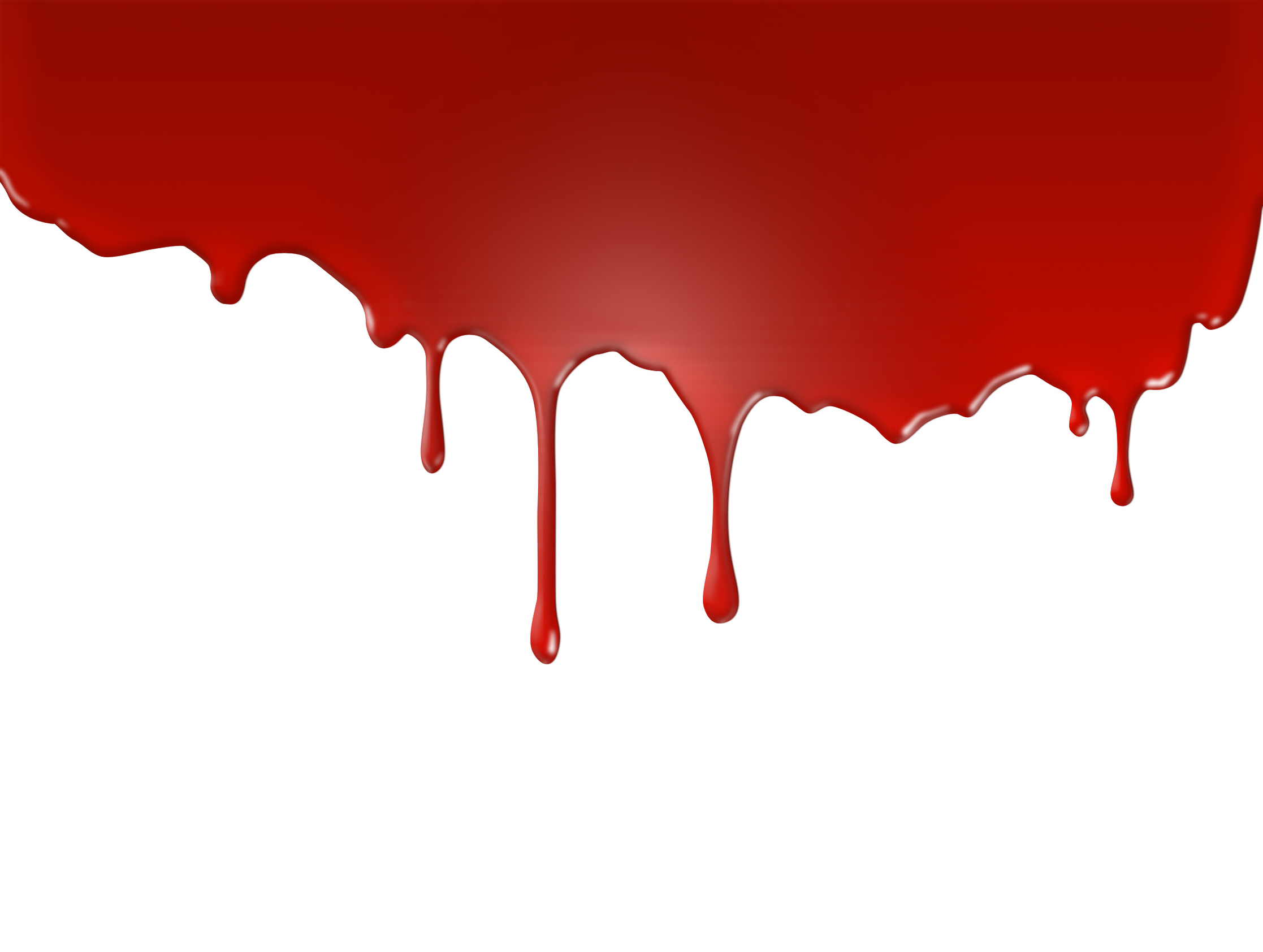 Blood dripping clipart.