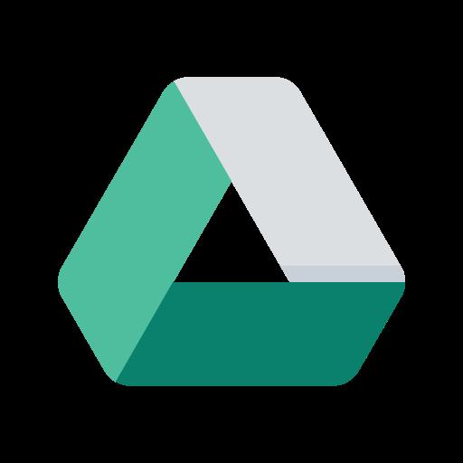 Google Drive, Logo Free Icon of Social Media.