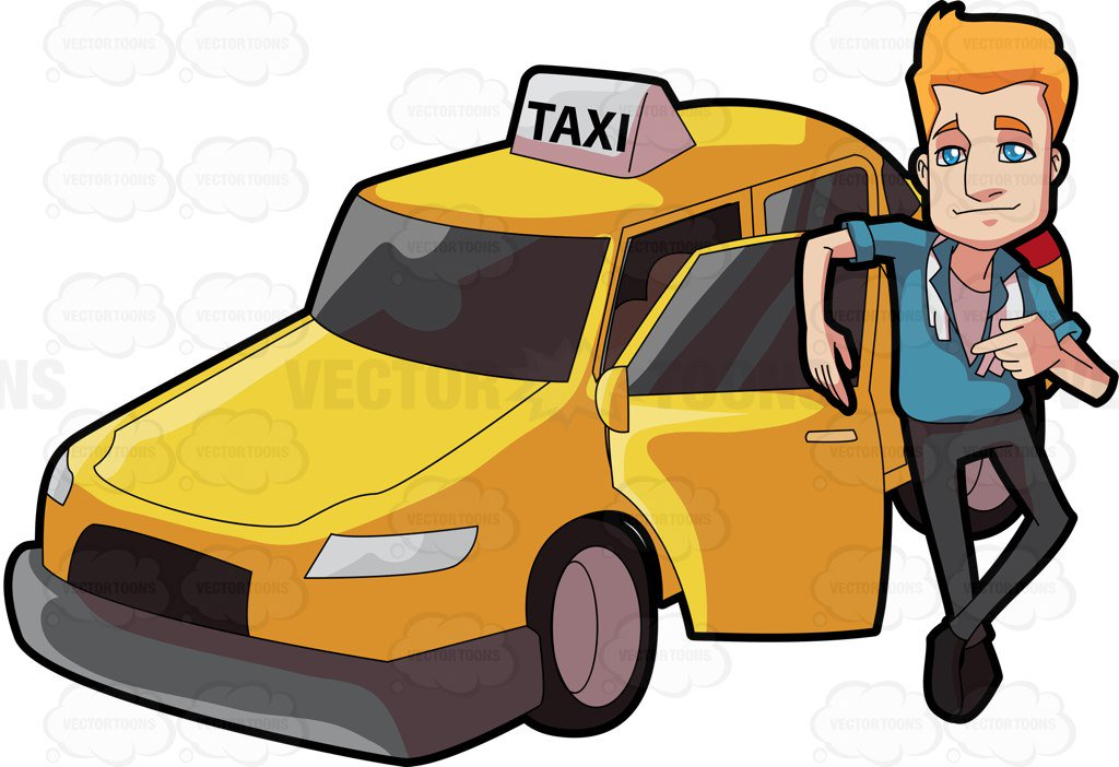 23+ Taxi Driver Clipart.