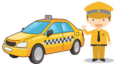 Download Taxi Driver PNG Clipart.
