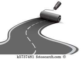 Driveway Clipart Illustrations. 481 driveway clip art vector EPS.