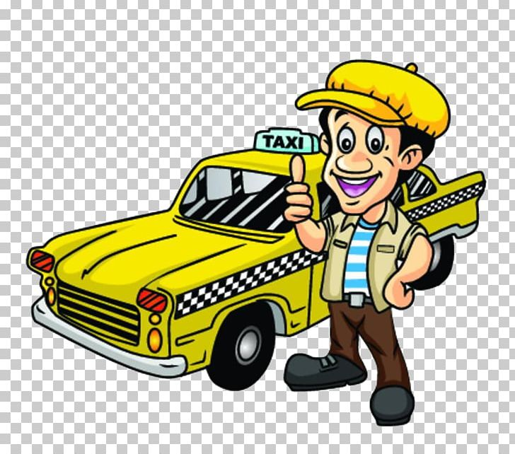Taxi Driver Driving PNG, Clipart, Automotive Design, Balloon Cartoon.