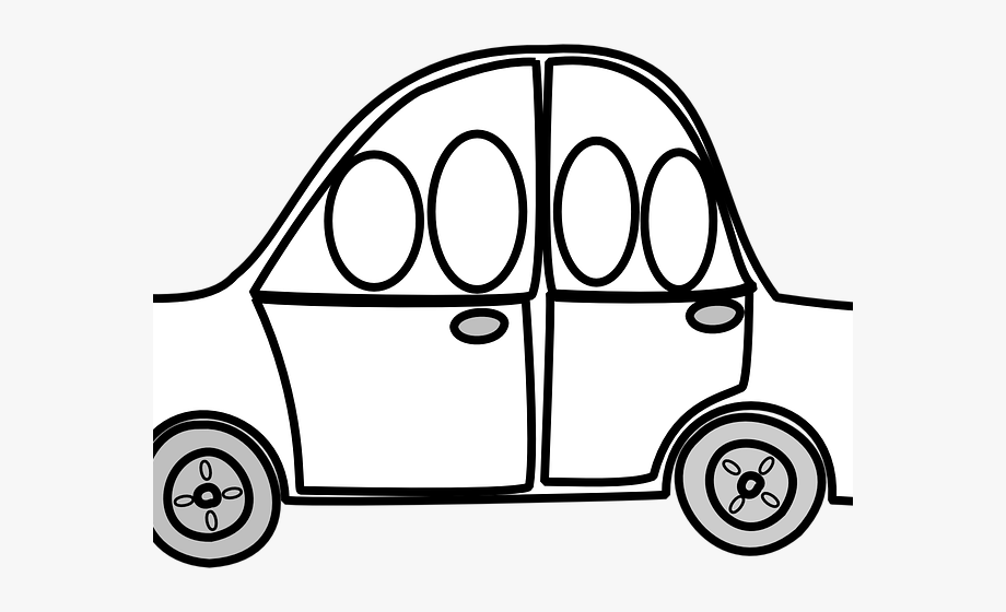 Driving Clipart Car Rider.