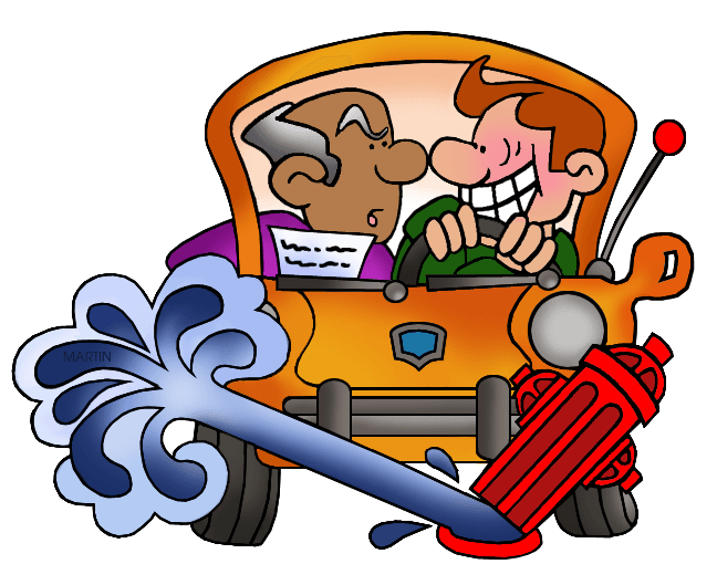 Driving lessons clipart.