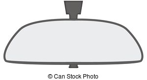 Rear view mirror Clipart Vector Graphics. 209 Rear view mirror EPS.