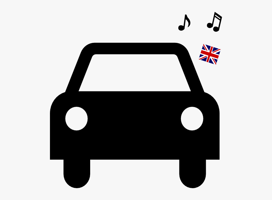 Car Icon Png Blue #97334.
