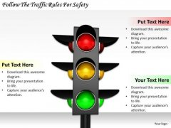 Obey traffic rules clipart.