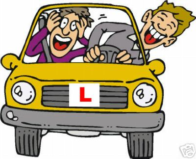 Driving School Clipart.
