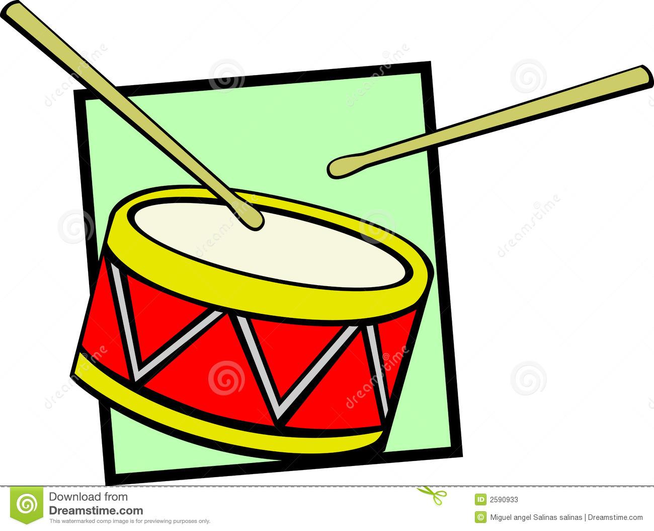 Drum Clipart.