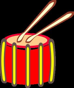 Snare Drum Clip Art.