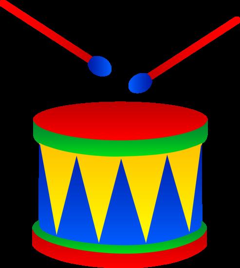 Drum Clip Art Free.