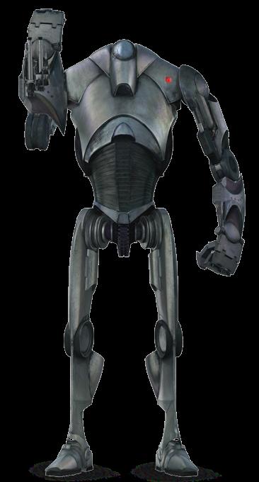 B2 super battle droid.