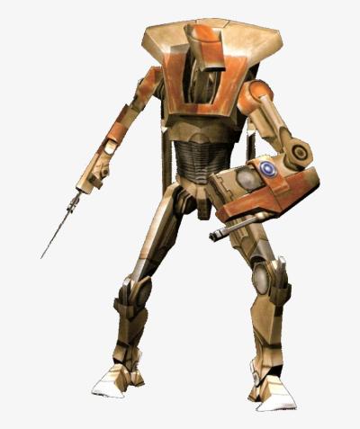B1 a Air Battle Droid Battle Droid PNG Image.