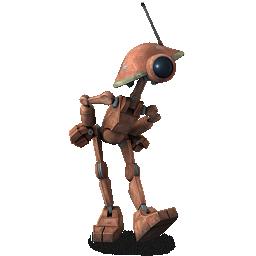 Pit Droid Icon.