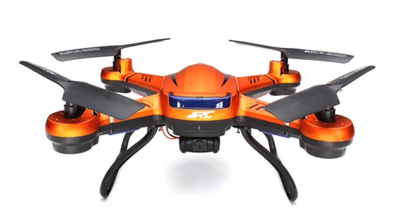 Orange Drone Best Camera Png Pictures #47013.