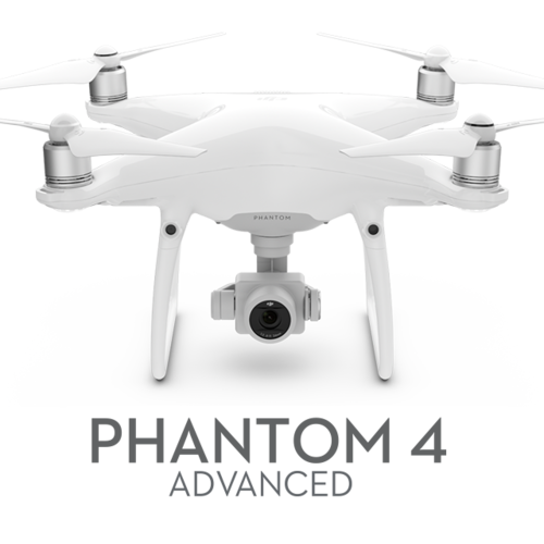 Dji Phantom 4 Advanced Drone Camera.