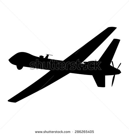 Military Drone Clipart Predator20clipart Transparent Background