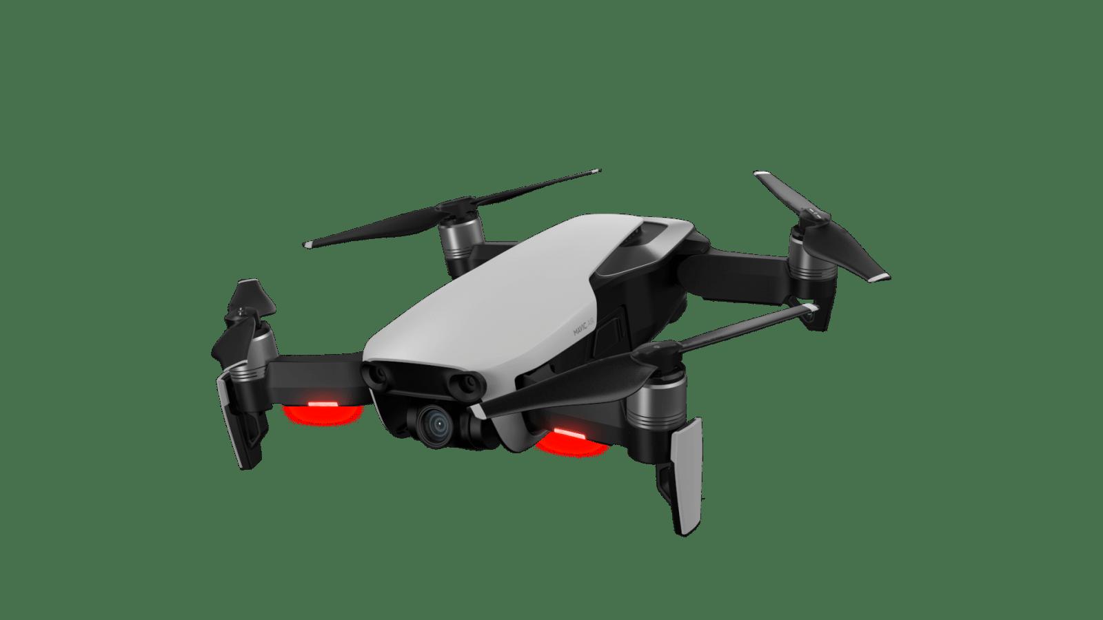 Dji Mavic Air Drone transparent PNG.