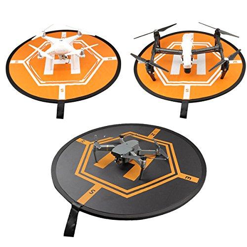 Crazepony Drone Landing Pad ,Universal 80cm Dimension Fast.