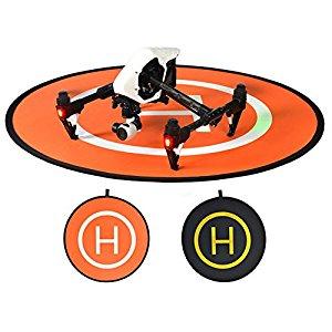 Amazon.com: DIYmall Collapsible Waterproof Drone Landing Pad 44.