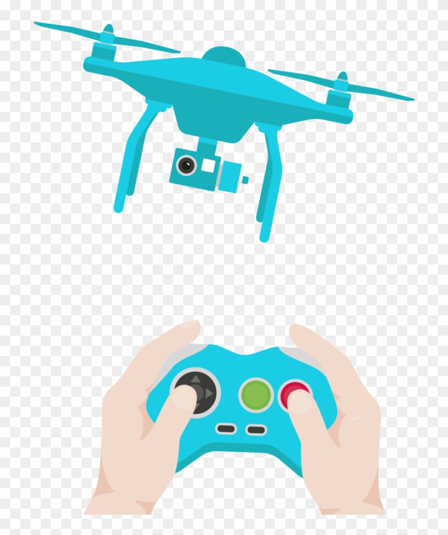 Drone Flying Certification Clipart (#739605).