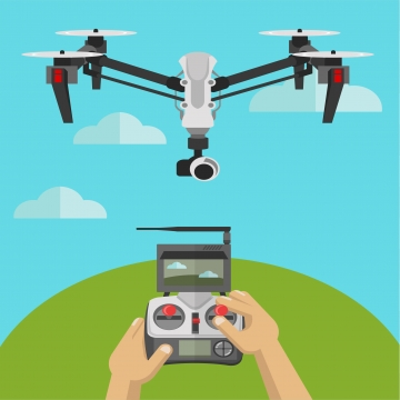 Drone PNG Images.