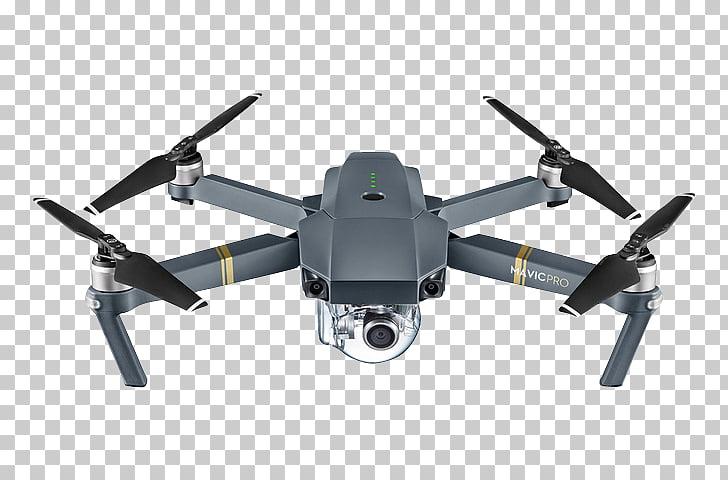 Mavic Pro Phantom Unmanned aerial vehicle DJI Quadcopter.