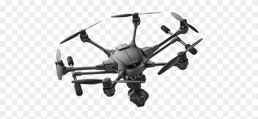 Png Free Library Drone Clipart Hexacopter.