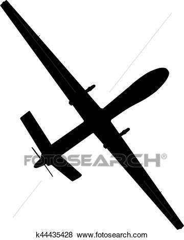 Weapon. Drones Clip Art.