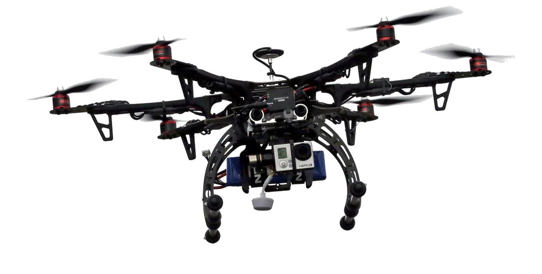 Drone Transformers Transparent PNG #46996.