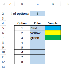 Sample Excel Spreadsheets.