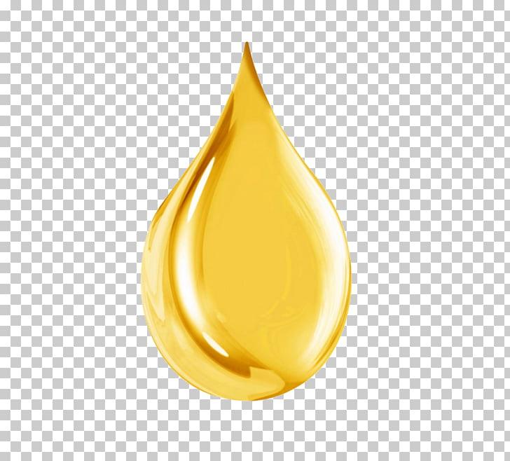 Drop Vecteur, A drop of essential oil, yellow liquid drop.